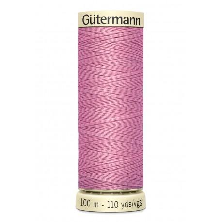 Bobine n663 de fil pour tout coudre polyester gutermann 100 m