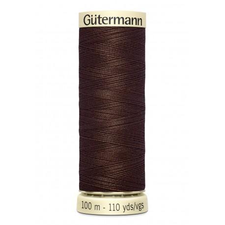 Bobine n694 de fil pour tout coudre polyester gutermann 100 m