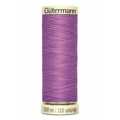Bobine n716 de fil pour tout coudre polyester gutermann 100 m