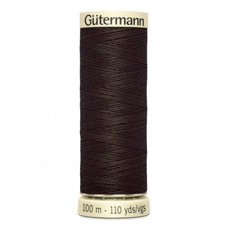 Bobine n769 de fil pour tout coudre polyester gutermann 100 m