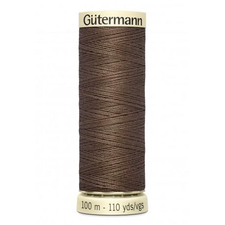 Bobine n815 de fil pour tout coudre polyester gutermann 100 m