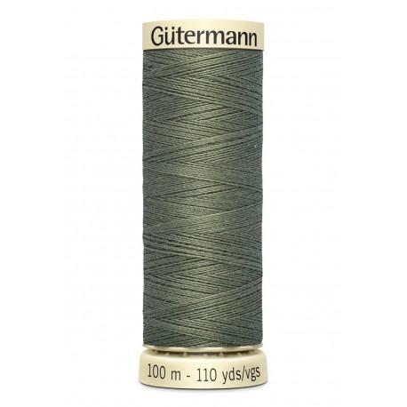 Bobine n824 de fil pour tout coudre polyester gutermann 100 m