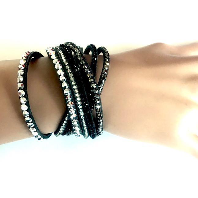 Bra 03 bracelet en strass