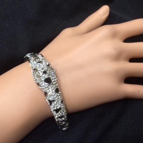 Bra 21 bracelet en strass