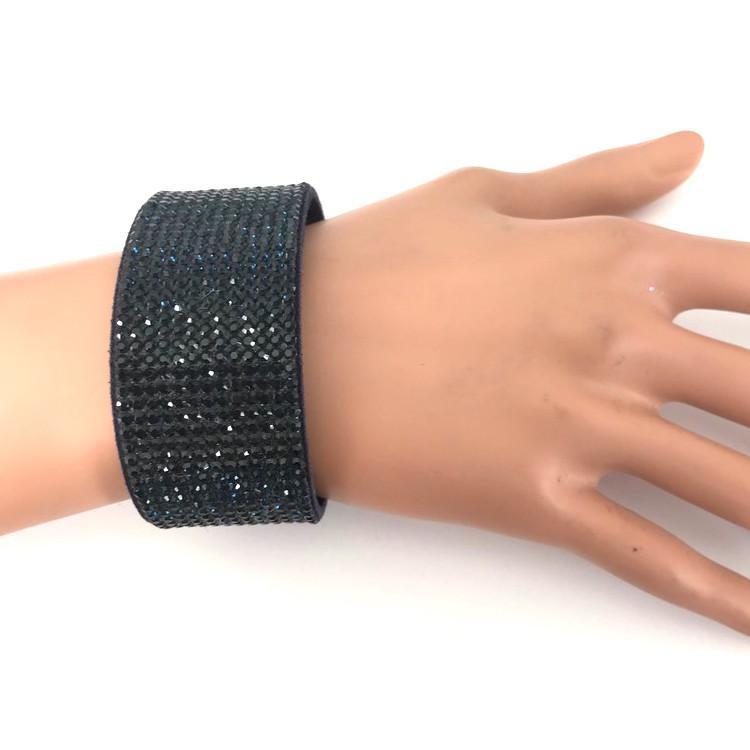 Bra 23 bracelet en strass