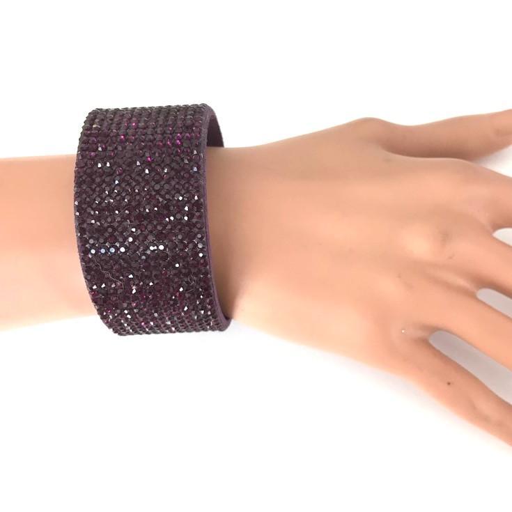 Bra 26 bracelet en strass