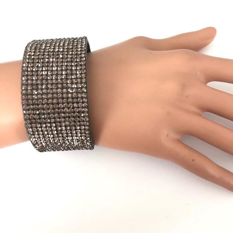 Bra 27 bracelet en strass