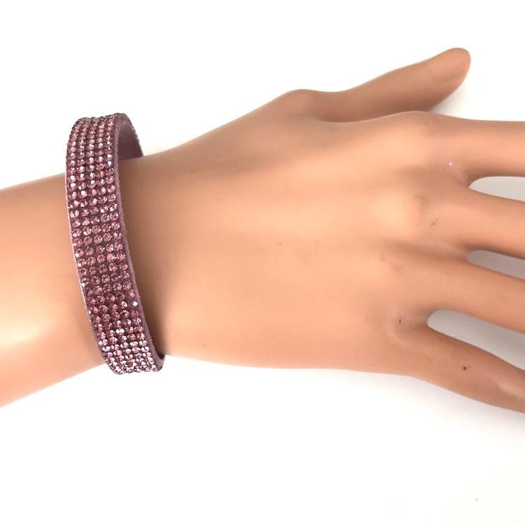 Bra 28 bracelet en strass