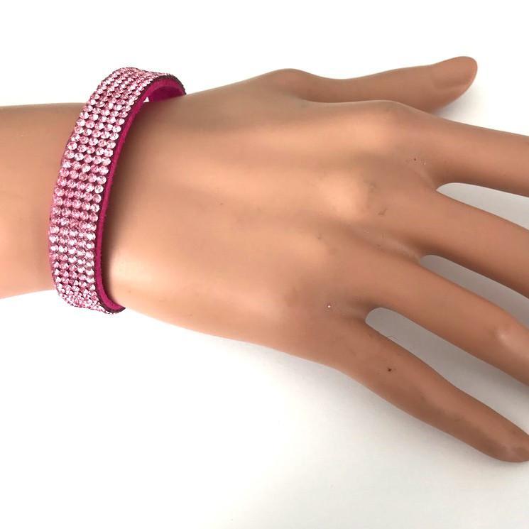 Bra 29 bracelet en strass