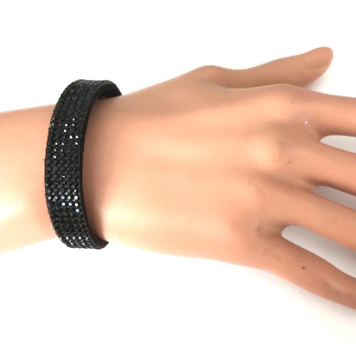 Bra 30 bracelet en strass