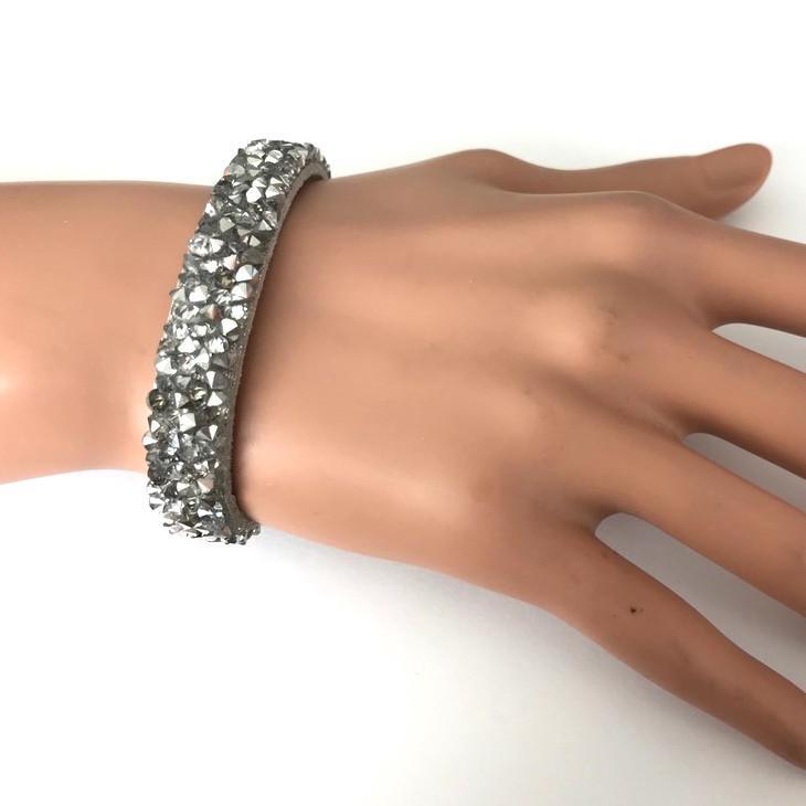 Bra 36 bracelet en strass