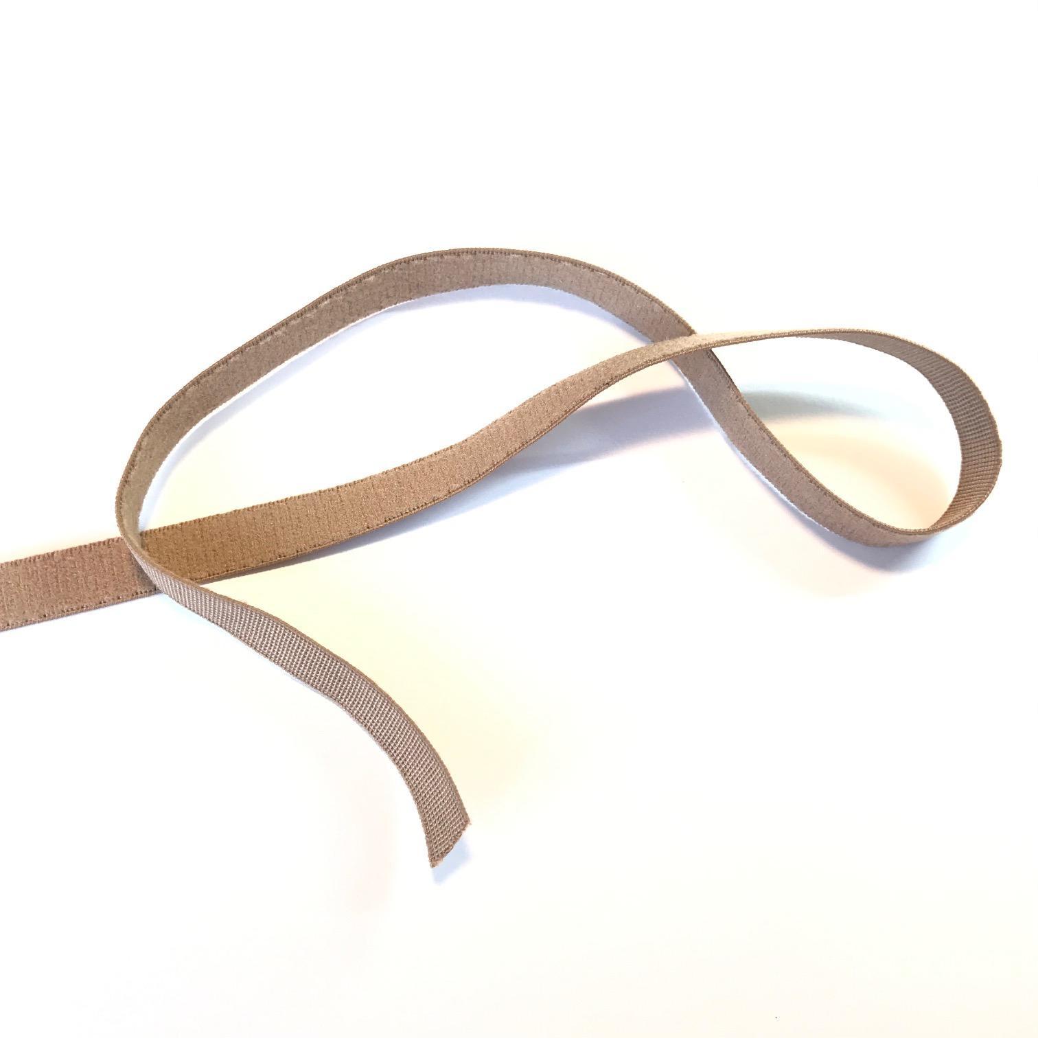 Elastique plat a bretelles 12mm chair