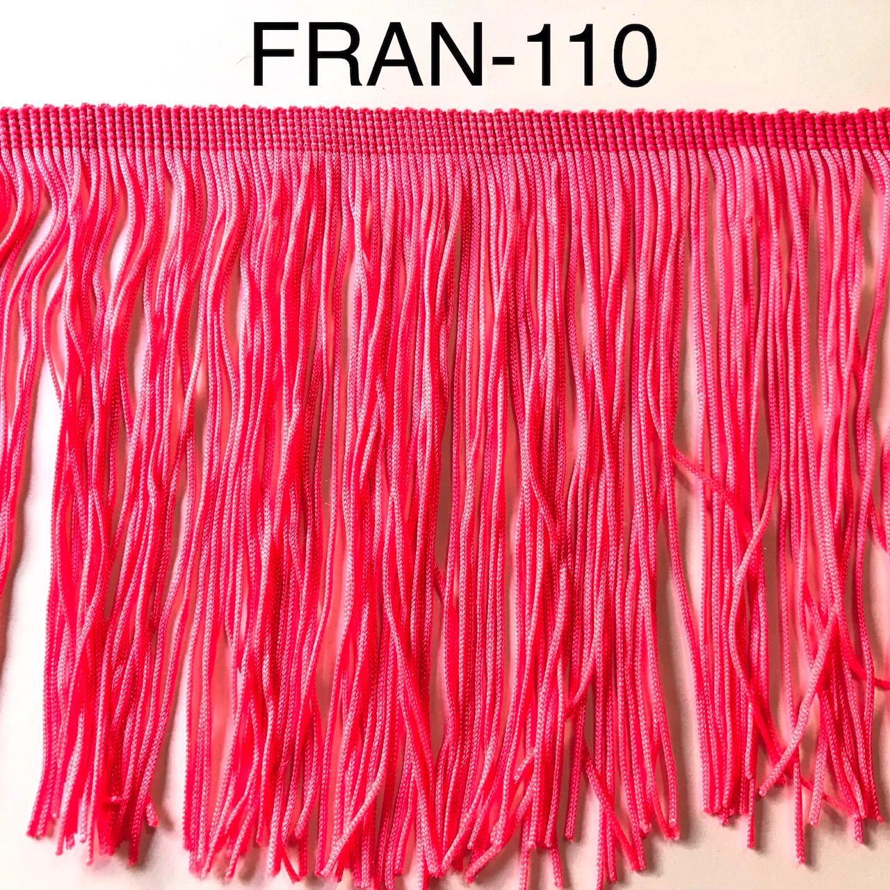 Franges a coudre 15cm 110