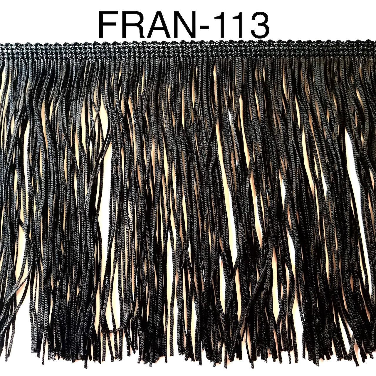 Franges a coudre 15cm 113