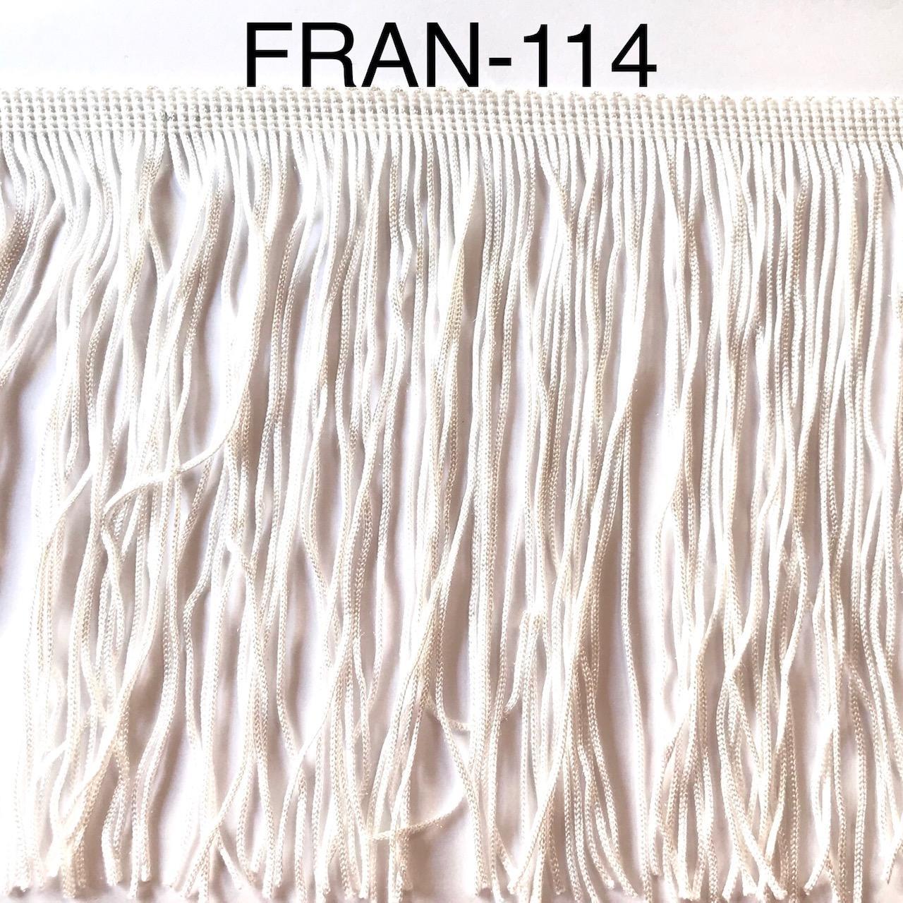Franges a coudre 15cm 114