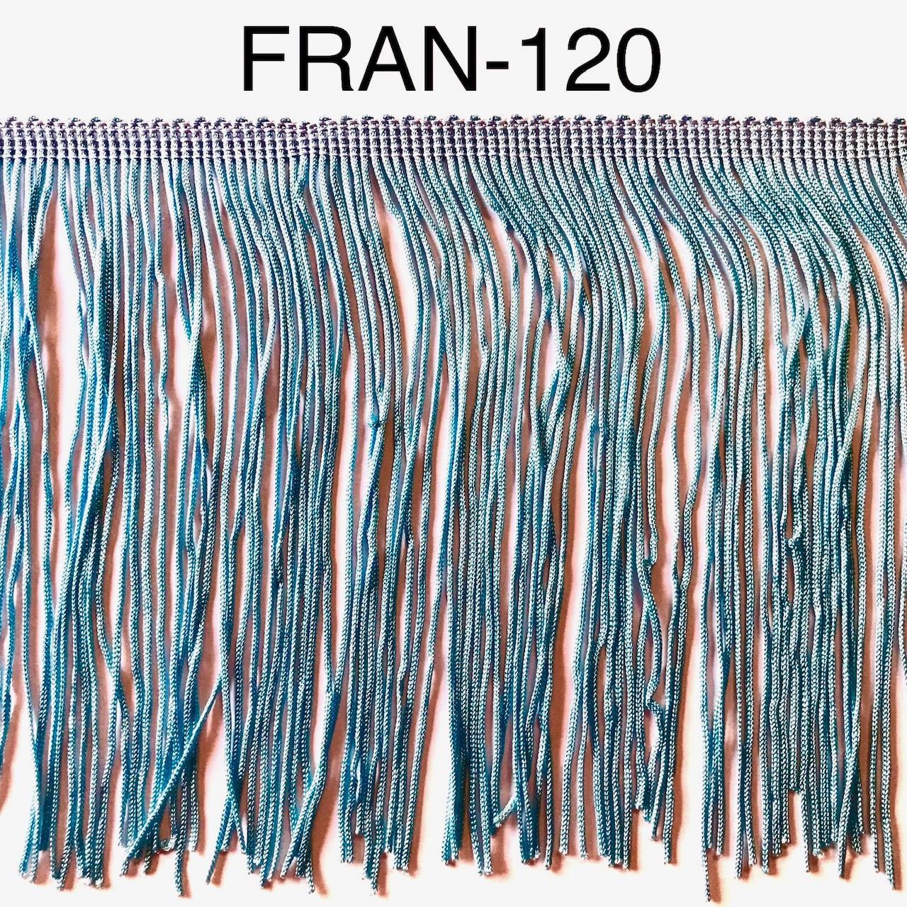 Franges a coudre 15cm 120