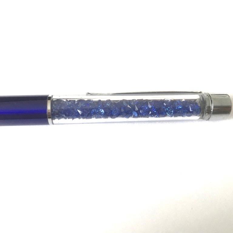 G sty 11 stylo avec strass cristaux