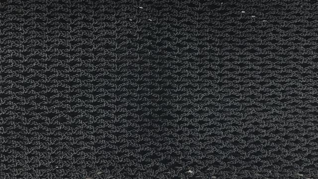 Maille resille noir
