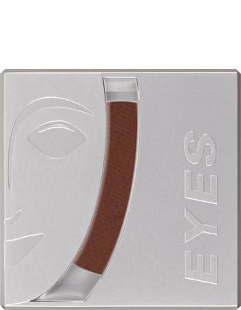 Maquillage fard a paupieres sec mat kryolan 5330 marron