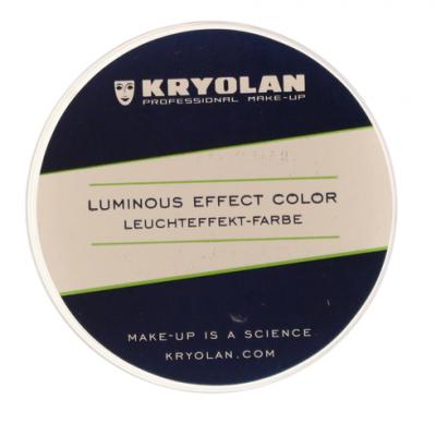 Fard fluorescent 1071 Blanc - Kryolan