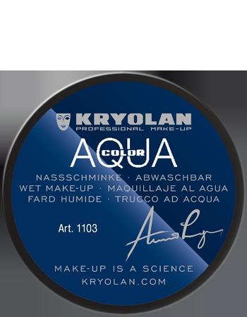 Maquillage kryolan aquacolor 1103 071 noir