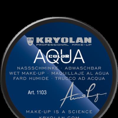 Aquacolor 1103 71 Noir - Kryolan
