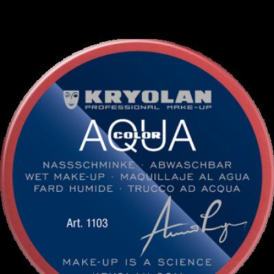Aquacolor 1103 79  Rouge - Kryolan