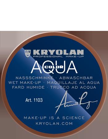 Maquillage kryolan aquacolor 1103 11w