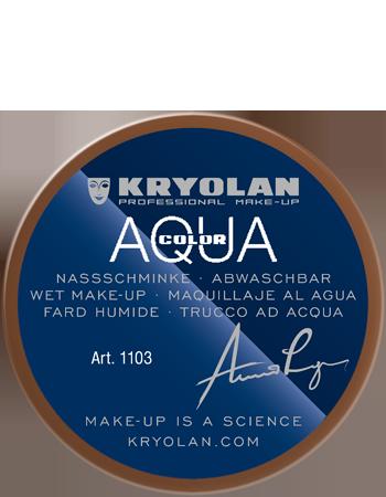 Maquillage kryolan aquacolor 1103 12w