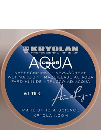 Maquillage kryolan aquacolor 1103 4w
