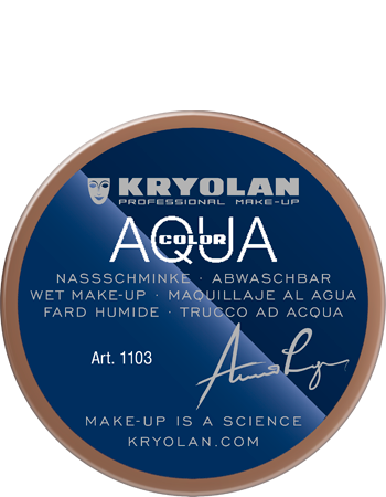 Maquillage kryolan aquacolor 1103 5w