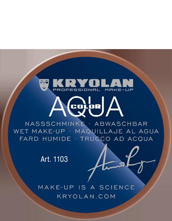 Maquillage kryolan aquacolor 1103 7w