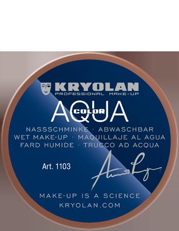 Maquillage kryolan aquacolor 1103 8w