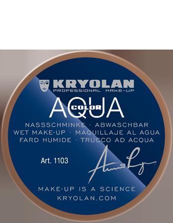 Maquillage kryolan aquacolor 1103 9w