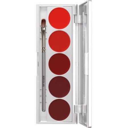 Maquillage kryolan palette rouge a levres 1215 d