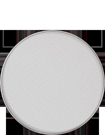 Maquillage kryolan pastille de recharge palette fard a paupieres sec mat 55330 blanc w28