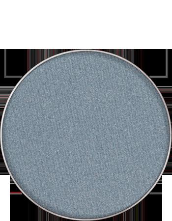 Maquillage kryolan pastille de recharge palette fard a paupieres sec mat 55330 glanz bleu