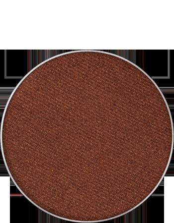 Maquillage kryolan pastille de recharge palette fard a paupieres sec mat 55330 marron
