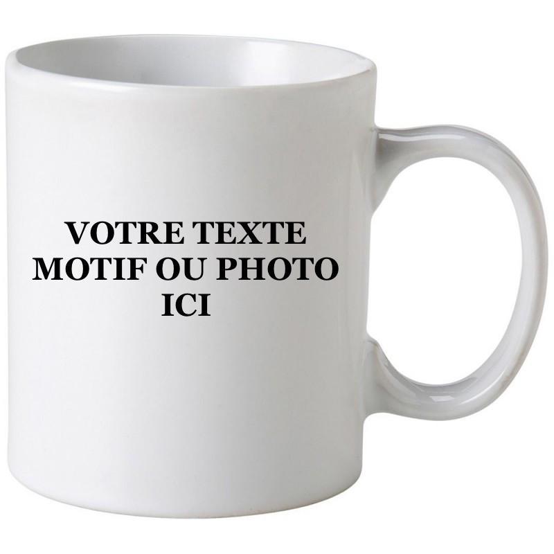 Mug personnalisable photo texte idee objet cadeau