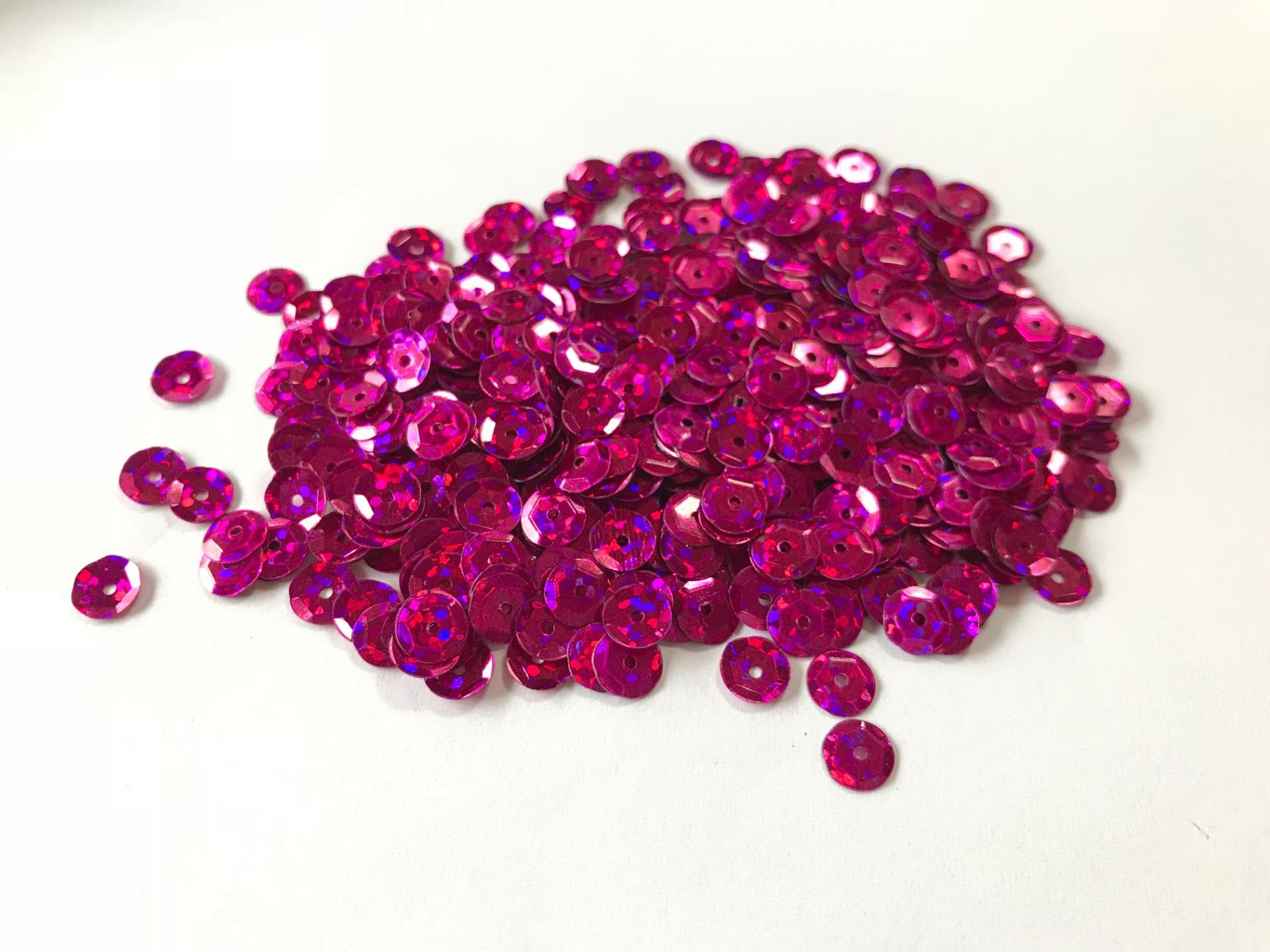 Paillettes sequins 7mm n 27