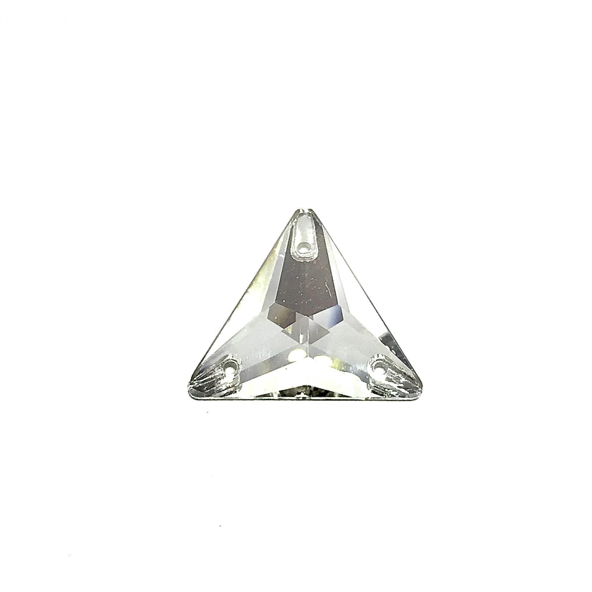 Pierre a coudre en verre cristal 22 22 8069