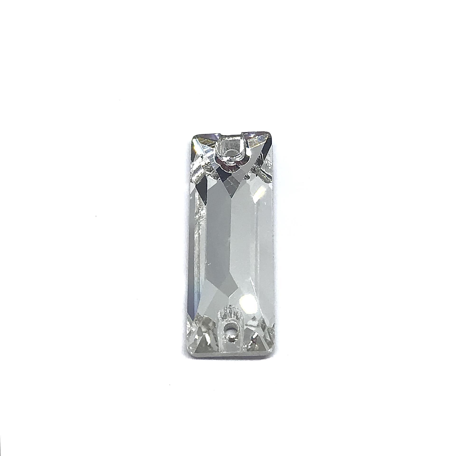 Pierre a coudre en verre cristal 9 25 8073