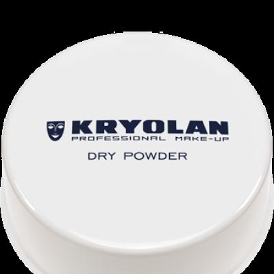 Poudre sèche opaque 5701 TP0 - Kryolan