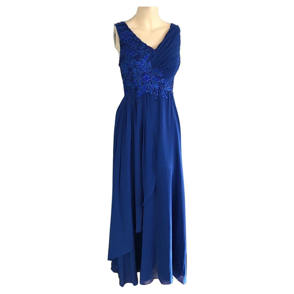 Tenue de scene robe de soiree en strass 10