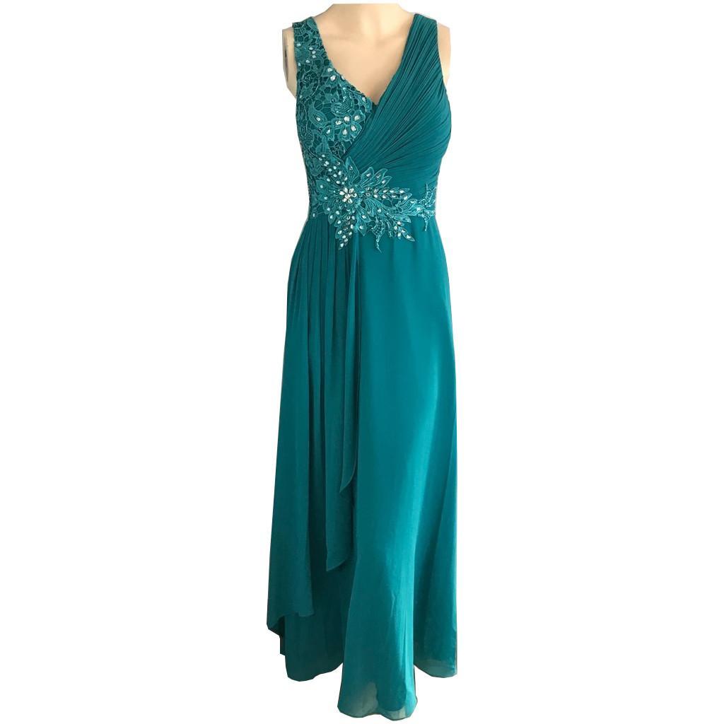 Tenue de scene robe de soiree en strass 8